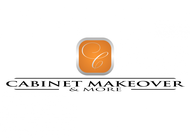 Cabinet Makeovers & More Logo - Entry #133