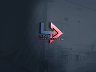 LiveDream Apparel Logo - Entry #324
