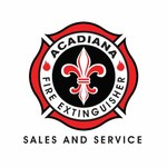 Acadiana Fire Extinguisher Sales and Service Logo - Entry #140
