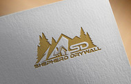 Shepherd Drywall Logo - Entry #173