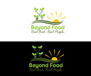 Beyond Food Logo - Entry #68