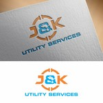 J&K Utility Services Logo - Entry #122