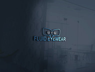 FLUID EYEWEAR Logo - Entry #43