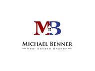 Michael Benner, Real Estate Broker Logo - Entry #127