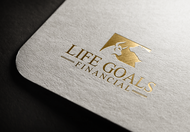 Life Goals Financial Logo - Entry #158