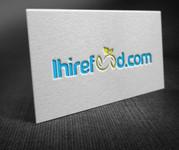 iHireFood.com Logo - Entry #60
