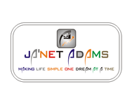 Ja'Net Adams  Logo - Entry #97