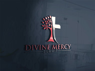 Divine Mercy Summit Logo - Entry #100