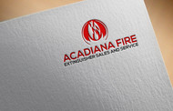 Acadiana Fire Extinguisher Sales and Service Logo - Entry #88