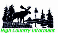 High Country Informant Logo - Entry #176