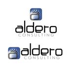 Aldero Consulting Logo - Entry #71
