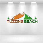 Tuzzins Beach Logo - Entry #330