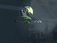 Rowing Hands Logo - Entry #16
