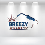 Breezy Welding Logo - Entry #282