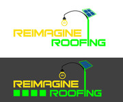 Reimagine Roofing Logo - Entry #50