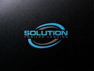 Solution Trailer Leasing Logo - Entry #294