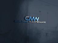 CMW Building Maintenance Logo - Entry #364