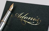 Adonis Logo - Entry #229