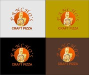 Pancho's Craft Pizza Logo - Entry #10
