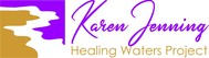 The Healing Waters Project Logo - Entry #33