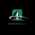 A log for Q Properties LLC. Logo - Entry #33
