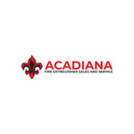 Acadiana Fire Extinguisher Sales and Service Logo - Entry #135