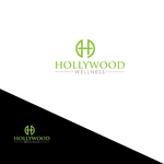 Hollywood Wellness Logo - Entry #36