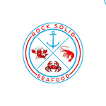 Rock Solid Seafood Logo - Entry #34