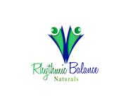 Rhythmic Balance Naturals Logo - Entry #126