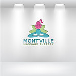 Montville Massage Therapy Logo - Entry #9