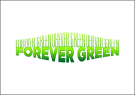 ForeverGreen Logo - Entry #16