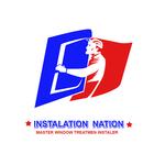 Installation Nation Logo - Entry #158