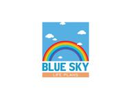 Blue Sky Life Plans Logo - Entry #351