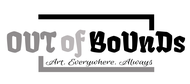 Out of Bounds Logo - Entry #45