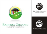 Rainbow Organic in Costa Rica looking for logo  - Entry #164