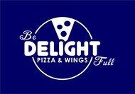 DELIGHT Pizza & Wings  Logo - Entry #50