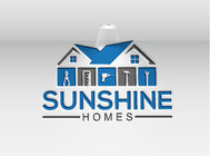 Sunshine Homes Logo - Entry #487