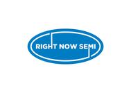 Right Now Semi Logo - Entry #167