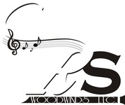 Woodwind repair business logo: R S Woodwinds, llc - Entry #38