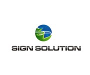 3D Sign Solutions Logo - Entry #24
