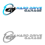 Hard drive garage Logo - Entry #216