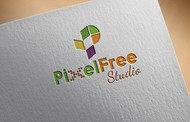 PixelFree Studio Logo - Entry #9