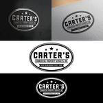 Carter's Commercial Property Services, Inc. Logo - Entry #288