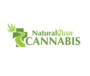 Natural Green Cannabis Logo - Entry #110