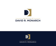 Law Offices of David R. Monarch Logo - Entry #37