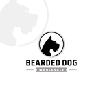 Bearded Dog Wholesale Logo - Entry #102