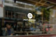 Motus Living Logo - Entry #8