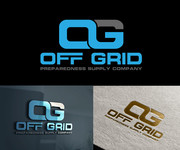 Off Grid Preparedness Supply Company Logo - Entry #66