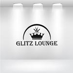 Glitz Lounge Logo - Entry #112