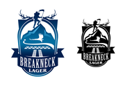 Breakneck Lager Logo - Entry #32
